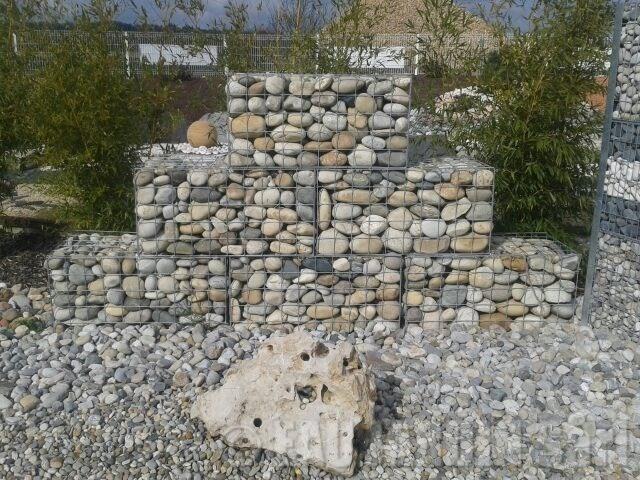 pierre pour gabion pas cher prix m3 pierre pour gabion pierre pour gabions blanc pur 80 150mm. Black Bedroom Furniture Sets. Home Design Ideas